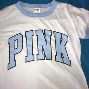 Brand new PINK Victoria Secret top never worn